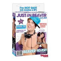 Just in Beaver Love Doll
