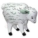 Storming stella, inflatable sheep