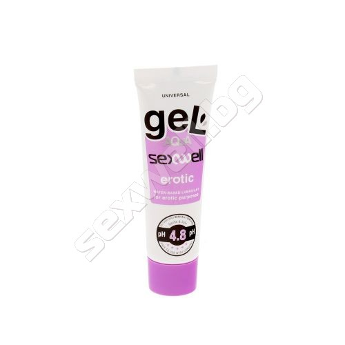 Sexwell Gel pH 4.8