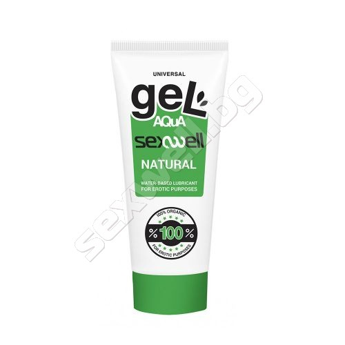 Sexwell Gel Natural