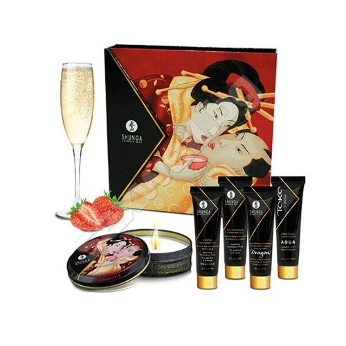 Geishas Secret Strawberry wine kit