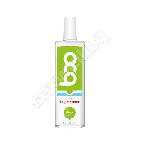 Toy cleaner spray Boo