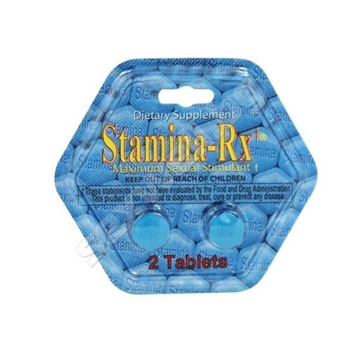 Sexual stimulant for men RX Stamina