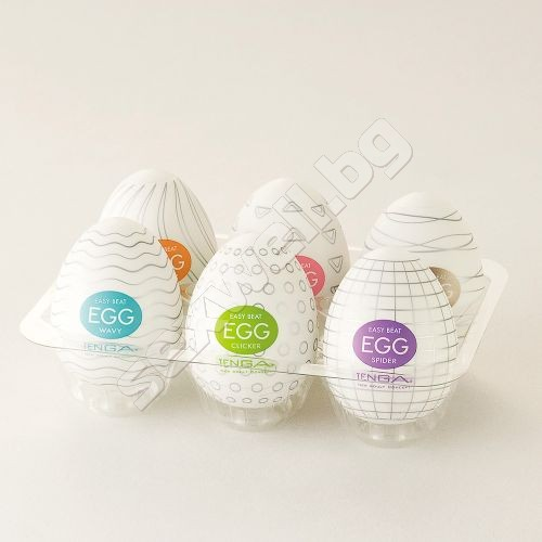 6 Tenga eggs pack