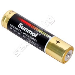 Batteries Size M - 1.5V