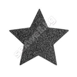 Flash nipple covers, star