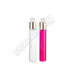 Nipple gloss, warming and cooling effect