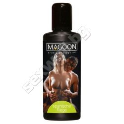 Erotic massage oil, Spanish Fly scent