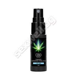 CBD Pheromone Stimulator For Him