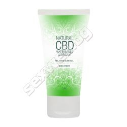 Natural CBD - Waterbased Lubricant - 50