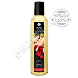 Organic massage oil MAPLE DELIGHT
