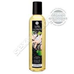 Organic massage oil NATURAL