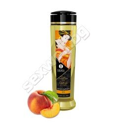 Erotic massage Oil Stimulation Peach
