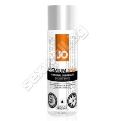 Lubricant System Jo silicone anal