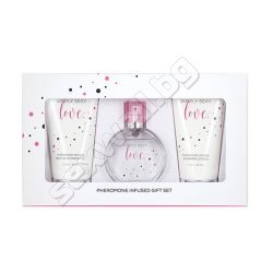 Pheromone gift set Simply Sexy Love