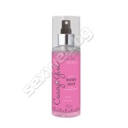 Body mist with pheromones PLUMERIA
