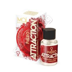 Women pheromones Attraction, concentre