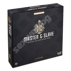 Bondage game Master and Slave