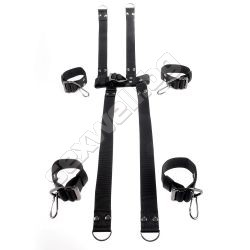 Hogtie and collar set SR COMMAND