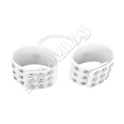 Adjustable silicone cuffs