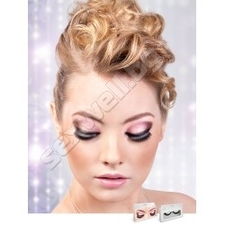 BLACK PREMIUM EYELASHES 484