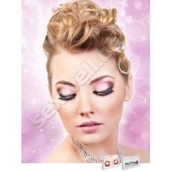 BLACK PREMIUM EYELASHES 499
