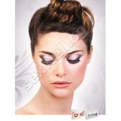 BLACK DELUXE EYELASHES 561