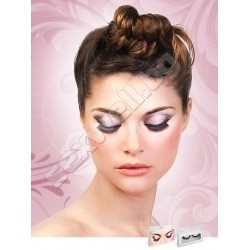BLACK PREMIUM EYELASHES 591