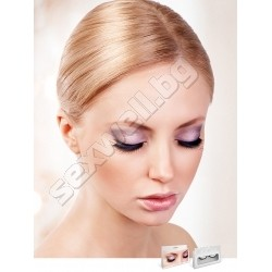 BLACK PREMIUM EYELASHES 648