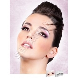 BLACK PREMIUM EYELASHES 652