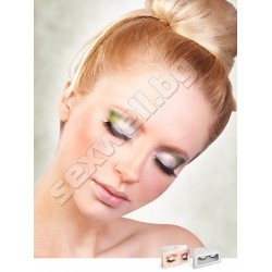 BLACK PREMIUM EYELASHES 688