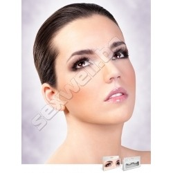 BLACK PREMIUM EYELASHES 689
