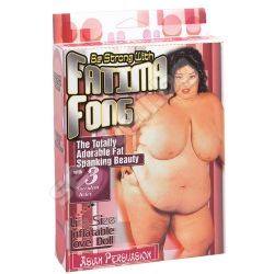 Fat Love Doll Fatima Fong Life Size