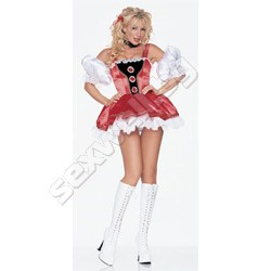 Alpine Girl Costume L