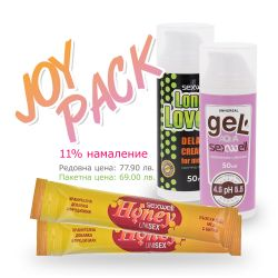 Joy Pack with a cause