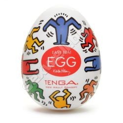 Keith Haring Egg Dance
