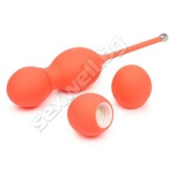 We-Vibe Bloom vaginal balls