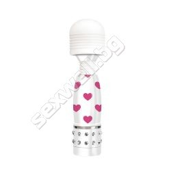 Bodywand Mini Massager, sweetheart