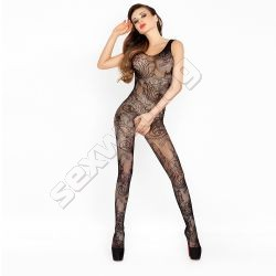 Floral detail bodystocking