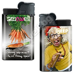 Sexwell Lighter - Gipsy
